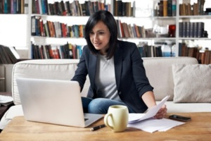 telecommuting staples advantage