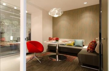 Business Interiors by Staples modern office